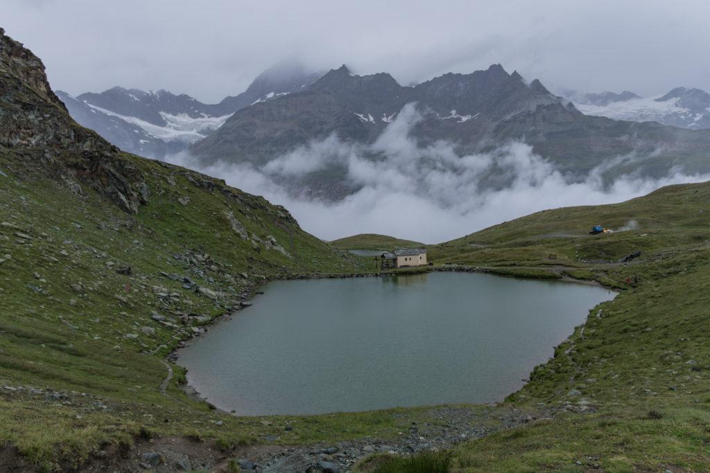 Schwarzsee Wallis Schweiz