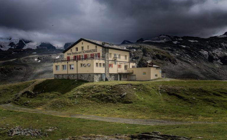 Hotel Schwarzsee Wallis